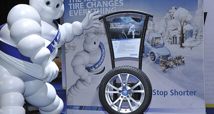 Michelin tires recall affects 1.2 million truck tires