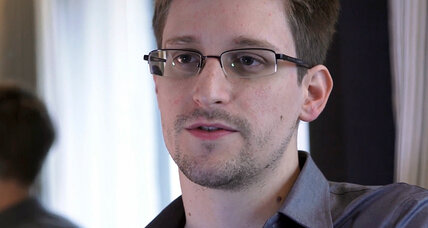 Edward Snowden: To be heard on NSA spying, I need asylum in Brazil