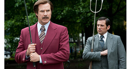 How the world became Will Ferrell's 'Anchorman 2' trailer (+video)