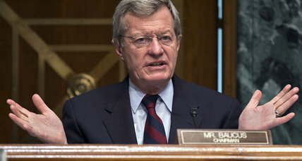 Will Baucus become the next U.S. ambassador to China?