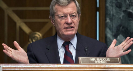 Max Baucus exit to China could help Democrats keep Senate