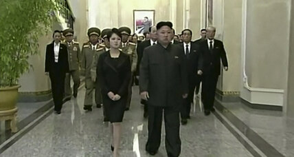 North Korea puts on show after Kim uncle's execution. But is it stable?