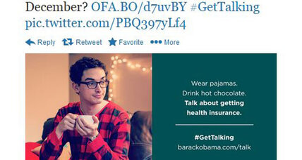 'Pajama Boy' on Obamacare: Will Millennials hear a grownup in a onesie? (+video)