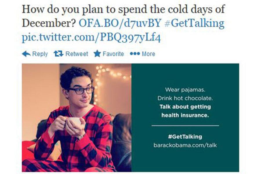 Pajama Boy  on Obamacare  Will Millennials hear a grownup in a onesie  73b0c1ae1