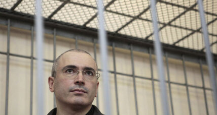 What does the future hold for Russia's Khodorkovsky? (+video)