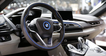BMW i8 Spyder convertible may be on the way