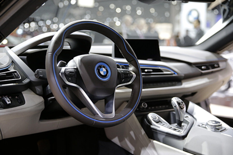 bmw i8 interior production. bmw i8 interior production o