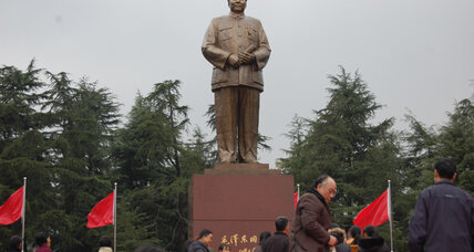 'Chairman Mao will bless you': Why tourists flock to Mao's birthplace