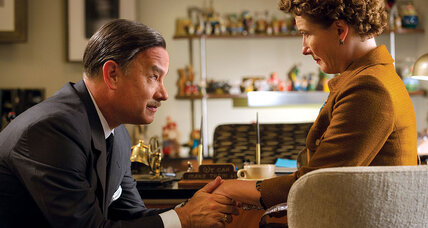 'Saving Mr. Banks' star Emma Thompson is the highlight of the film