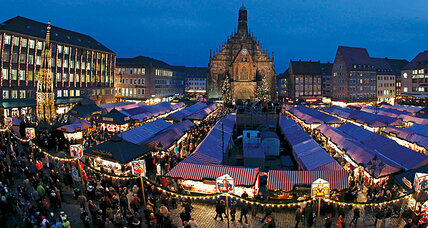 The German roots of Christmas