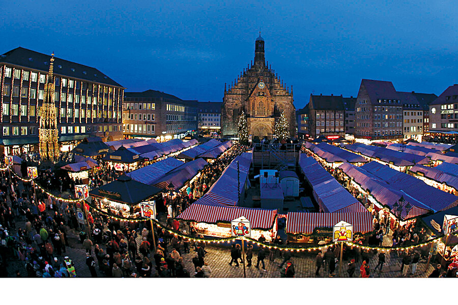 Christmas In Germany Pictures.The German Roots Of Christmas Csmonitor Com