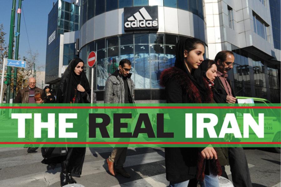 7 days in Iran