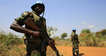 UN scrambles to send more peacekeepers to South Sudan amid uptick in fighting
