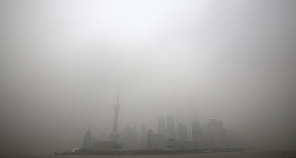 Turning coal into gas: A solution for China's smog?