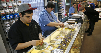 Denver pot licenses issued, allowing recreational sales