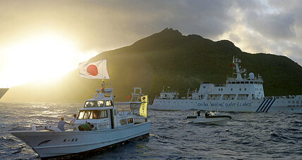2013: In Asia, growing rivalry between Japan and China