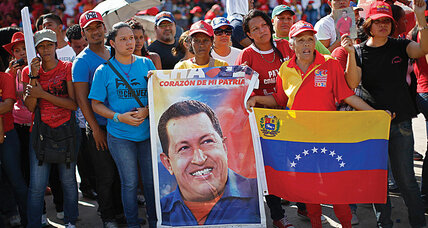 2013: In Latin America, a loss of leftist icon Hugo Chávez