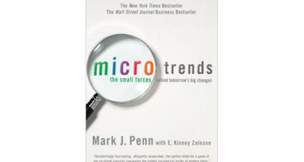 Reader recommendation: Microtrends