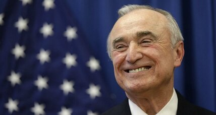 William Bratton: why new mayor chose him to lead NYPD – again