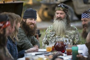 book duck dynasty for event