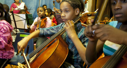 After-school music program gets its wish – and more