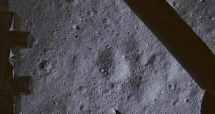 China moon landing: Beijing puts Jade Rabbit on the moon.