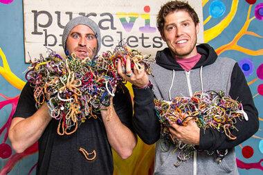 Pura Vida Bracelets Creates Jobs Funds Good Works