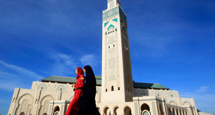 Women provide 'spiritual security' in Morocco