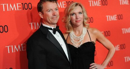 Rand Paul: My wife says 'no' to presidential bid