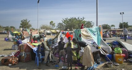 Civilians in South Sudan increasingly vulnerable as violence reaches UN compound