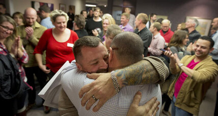 As Utah gay couples celebrate marriages, all eyes on US appeals court