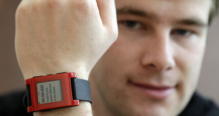 Rise of the smart watch: Dick Tracy would've loved the Pebble