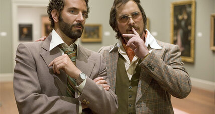 'American Hustle' brings together frequent David O. Russell collaborators for a '70s story