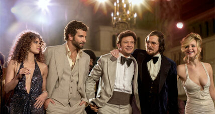 'American Hustle' is enjoyably offbeat but goes on too long