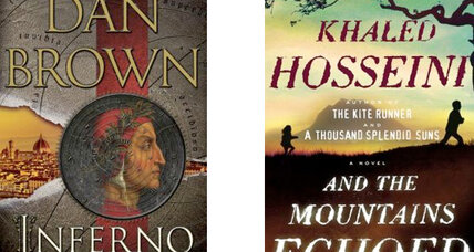 Amazon's bestselling titles of 2013 include Dan Brown, Khaled Hosseini
