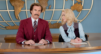 'Anchorman 2' is full of too-obvious humor