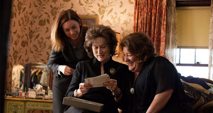 'August: Osage County': The film's dysfunctional family is over-the-top