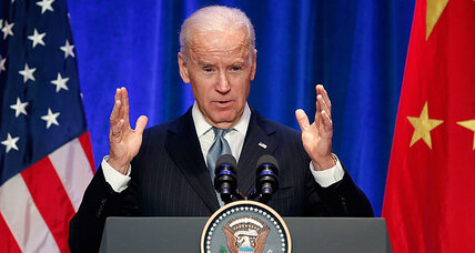 Biden scolds China for treatment of US journalists