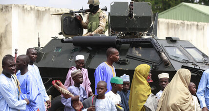 Bold Boko Haram attack deals sharp blow to Nigerian Air Force