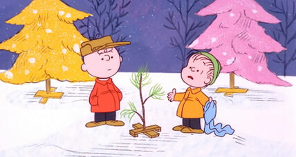 'A Charlie Brown Christmas' presents a timeless message