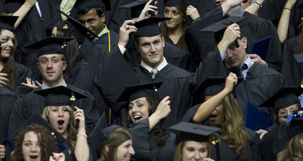 Student debt report: More graduates have it ... and have more of it