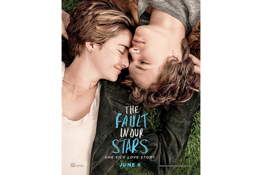 New Fault In Our Stars Tagline Divides Fans Csmonitor Com