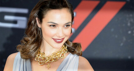 Gal Gadot: A look at the actress who will play Wonder Woman (+video)