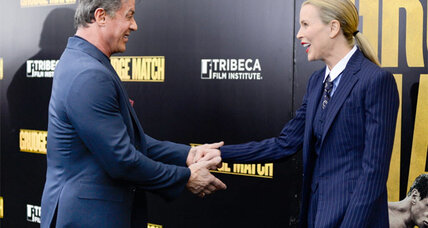 Kim Basinger, Sylvester Stallone star in the boxing film 'Grudge Match'