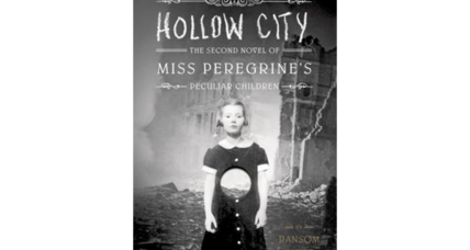 'Miss Peregrine's Home for Peculiar Children' author Ransom Riggs discusses his sequel