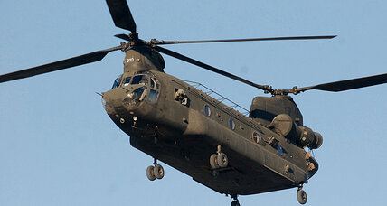 Why is US buying Russian helicopters for Afghan military?