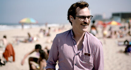 'Her,' which examines love and technology, is incredibly timely