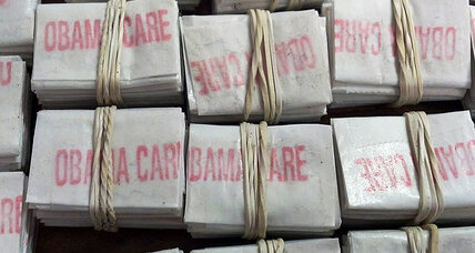 'Obamacare' heroin shipment captured in Massachusetts
