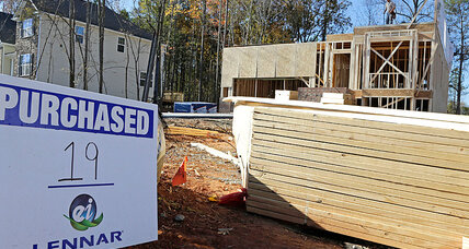 US home building hits fastest pace in five years