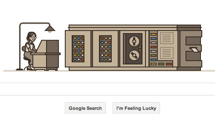 Google Doodle remembers computing pioneer Grace Hopper (+video)